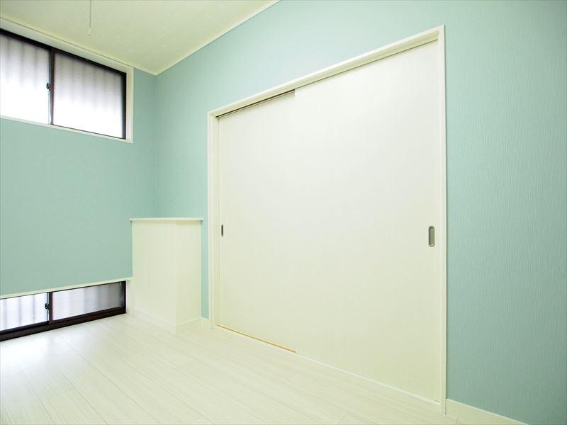 施工事例:埼玉県加須市 ヴィヴィッドな色でもそれほどくどくなく[vol.0014]