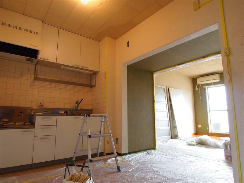施工事例:埼玉県さいたま市 和モダンっぽさを狙ったお部屋